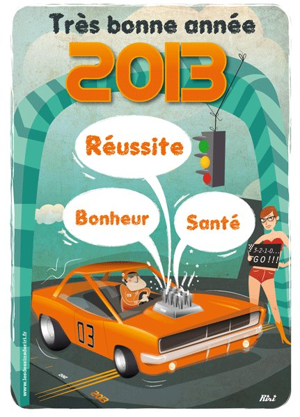 Voeux 2013 - Riri